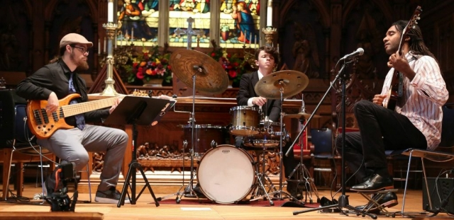 Trinity Artist Series at Trinity Episcopal Church - New Orleans May 22nd 2018